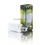 Лампа энергосберегающая MADIX спираль T2M 15W E27