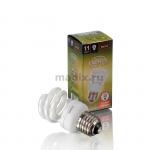 Лампа энергосберегающая MADIX спираль T2 11W E27