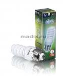 Лампа энергосберегающая MADIX спираль T2M 13W E27