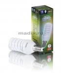 Лампа энергосберегающая MADIX спираль T2M 15W E14