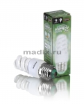 Лампа энергосберегающая MADIX спираль Т2 9W E27
