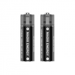 Многозарядная LITHIUM USB батарея AA 2шт