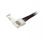 10mm RGB Connector (с проводом 15см)