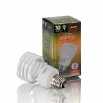 Лампа энергосберегающая MADIX спираль T2 30W E27 6000К